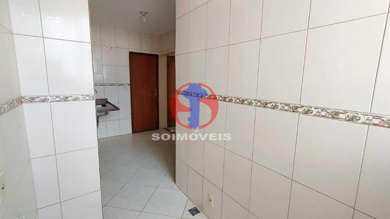 imagem1 - Apartamento 2 quartos à venda Maracanã, Rio de Janeiro - R$ 400.000 - TJAP21446 - 3