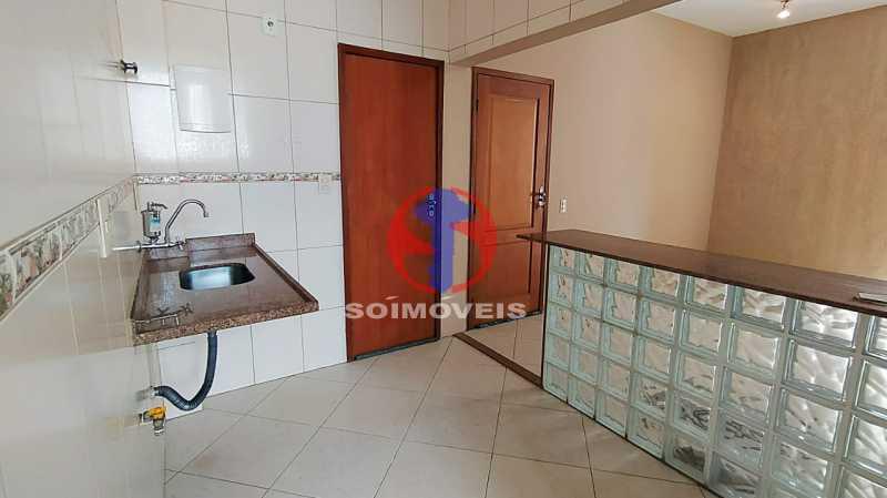 imagem2 - Apartamento 2 quartos à venda Maracanã, Rio de Janeiro - R$ 400.000 - TJAP21446 - 4