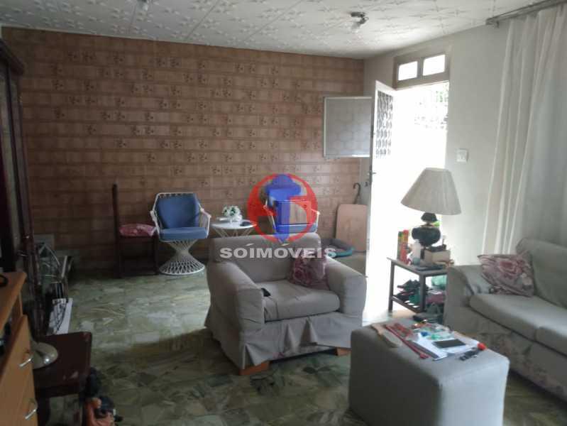 imagem1 - Casa 4 quartos à venda Grajaú, Rio de Janeiro - R$ 770.000 - TJCA40050 - 4