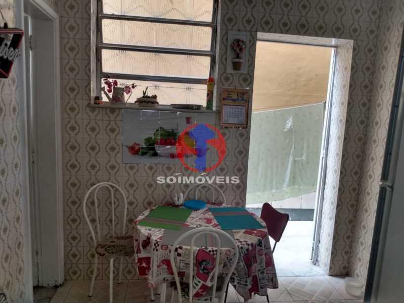 imagem9 - Casa 4 quartos à venda Grajaú, Rio de Janeiro - R$ 770.000 - TJCA40050 - 12