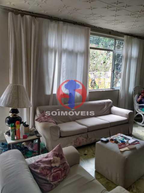 imagem10 - Casa 4 quartos à venda Grajaú, Rio de Janeiro - R$ 770.000 - TJCA40050 - 5
