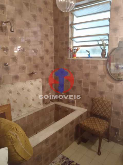 imagem12 - Casa 4 quartos à venda Grajaú, Rio de Janeiro - R$ 770.000 - TJCA40050 - 19
