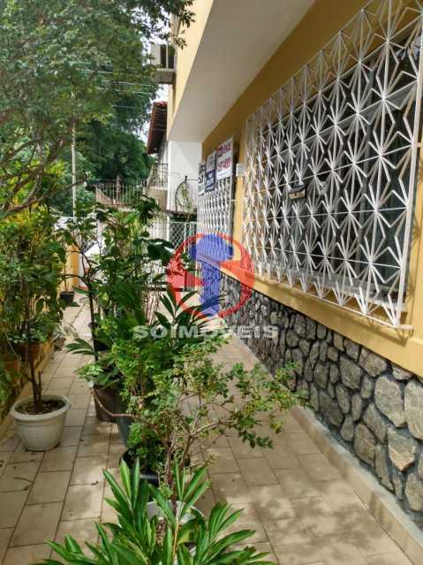 imagem17 - Casa 4 quartos à venda Grajaú, Rio de Janeiro - R$ 770.000 - TJCA40050 - 1