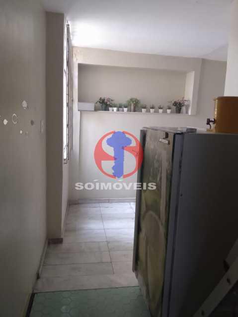 imagem22 - Casa 4 quartos à venda Grajaú, Rio de Janeiro - R$ 770.000 - TJCA40050 - 24