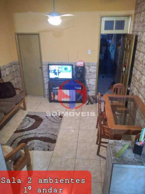 WhatsApp Image 2021-04-08 at 1 - Casa de Vila 3 quartos à venda Engenho Novo, Rio de Janeiro - R$ 290.000 - TJCV30076 - 6