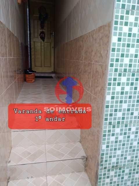 WhatsApp Image 2021-04-08 at 1 - Casa de Vila 3 quartos à venda Engenho Novo, Rio de Janeiro - R$ 290.000 - TJCV30076 - 4