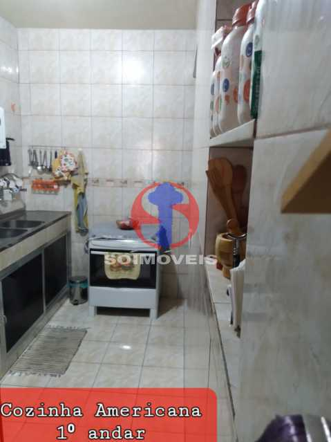 WhatsApp Image 2021-04-08 at 1 - Casa de Vila 3 quartos à venda Engenho Novo, Rio de Janeiro - R$ 290.000 - TJCV30076 - 10