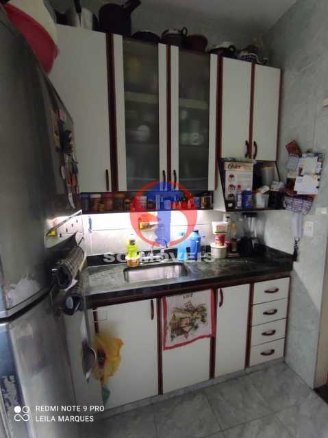 Cozinha - Apartamento 2 quartos à venda São Cristóvão, Rio de Janeiro - R$ 270.000 - TJAP21449 - 10