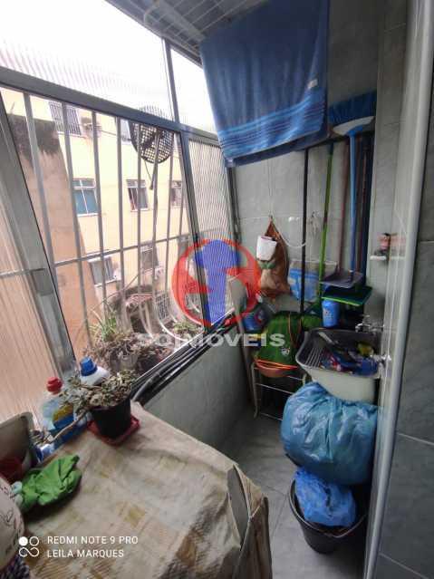 Area - Apartamento 2 quartos à venda São Cristóvão, Rio de Janeiro - R$ 270.000 - TJAP21449 - 13