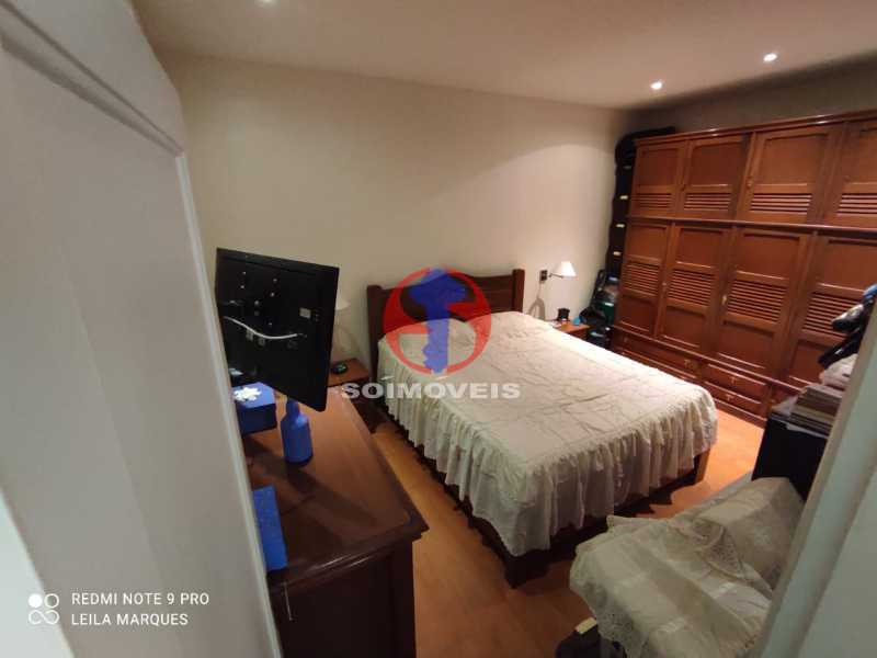 Quarto - Apartamento 2 quartos à venda São Cristóvão, Rio de Janeiro - R$ 270.000 - TJAP21449 - 4