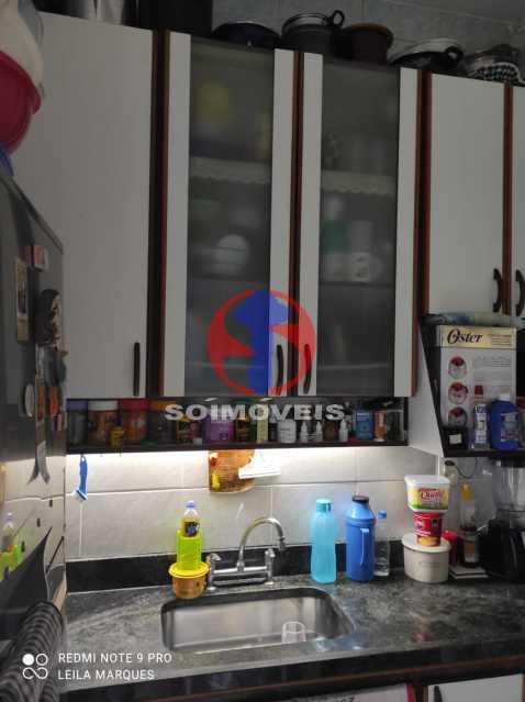 Cozinha - Apartamento 2 quartos à venda São Cristóvão, Rio de Janeiro - R$ 270.000 - TJAP21449 - 9