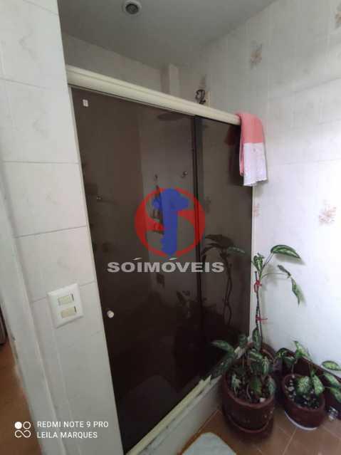 Banheiro - Apartamento 2 quartos à venda São Cristóvão, Rio de Janeiro - R$ 270.000 - TJAP21449 - 7