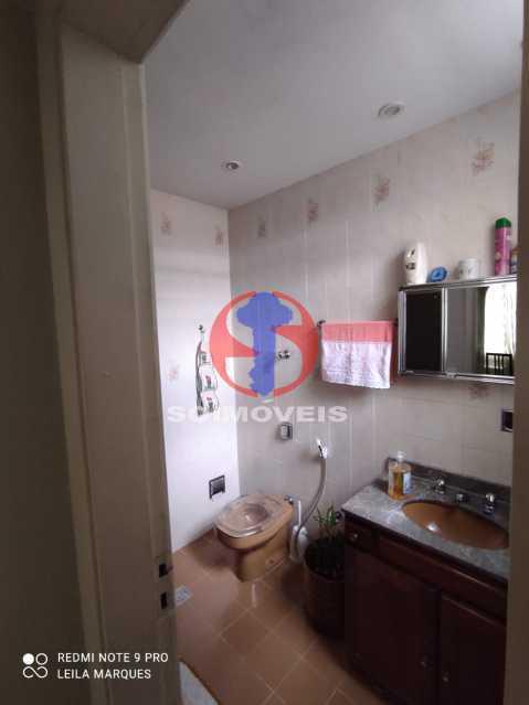 Banheiro - Apartamento 2 quartos à venda São Cristóvão, Rio de Janeiro - R$ 270.000 - TJAP21449 - 8
