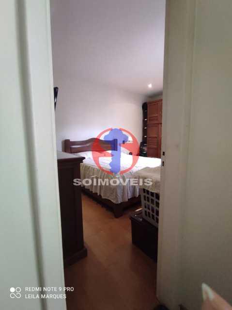 Quarto - Apartamento 2 quartos à venda São Cristóvão, Rio de Janeiro - R$ 270.000 - TJAP21449 - 6