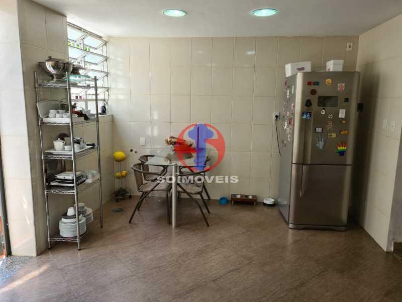 WhatsApp Image 2021-04-08 at 1 - Casa 4 quartos à venda Tijuca, Rio de Janeiro - R$ 1.200.000 - TJCA40051 - 22