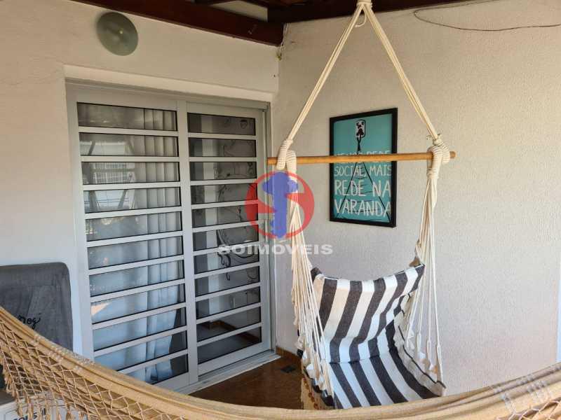 WhatsApp Image 2021-04-08 at 1 - Casa 4 quartos à venda Tijuca, Rio de Janeiro - R$ 1.200.000 - TJCA40051 - 26