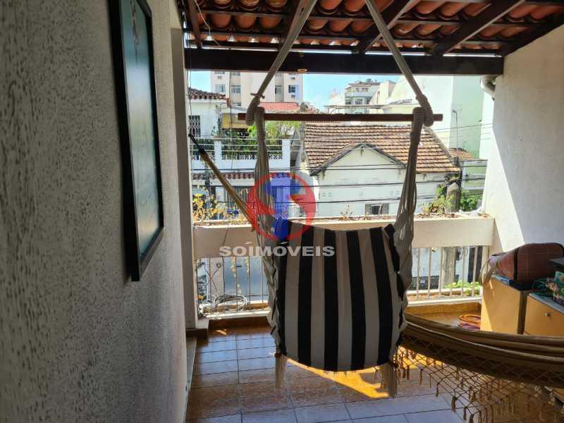 WhatsApp Image 2021-04-08 at 1 - Casa 4 quartos à venda Tijuca, Rio de Janeiro - R$ 1.200.000 - TJCA40051 - 27