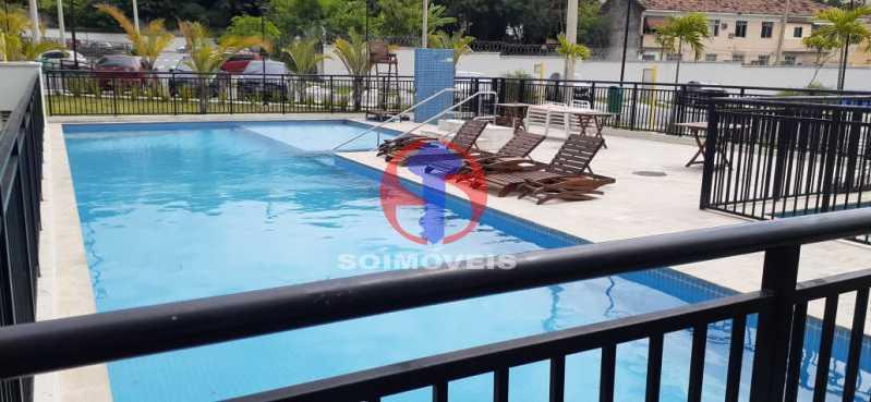 PISCINA - Apartamento 2 quartos à venda Engenho Novo, Rio de Janeiro - R$ 205.000 - TJAP21453 - 21