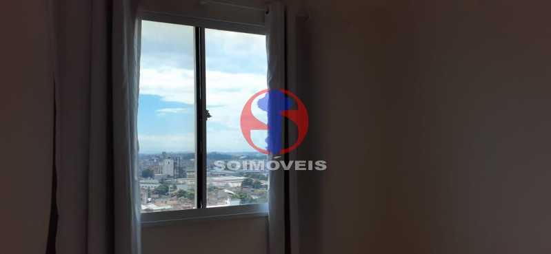 QUARTO - Apartamento 2 quartos à venda Engenho Novo, Rio de Janeiro - R$ 205.000 - TJAP21453 - 5