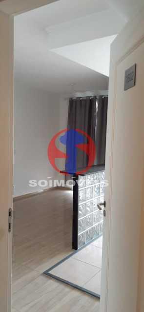 ENTRADA APARTAMENTO - Apartamento 2 quartos à venda Engenho Novo, Rio de Janeiro - R$ 205.000 - TJAP21453 - 9