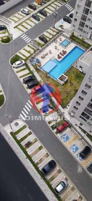ESTACIONAMENTO - Apartamento 2 quartos à venda Engenho Novo, Rio de Janeiro - R$ 205.000 - TJAP21453 - 18