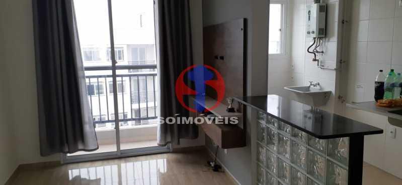 SALA VARANDA - Apartamento 2 quartos à venda Engenho Novo, Rio de Janeiro - R$ 205.000 - TJAP21453 - 12