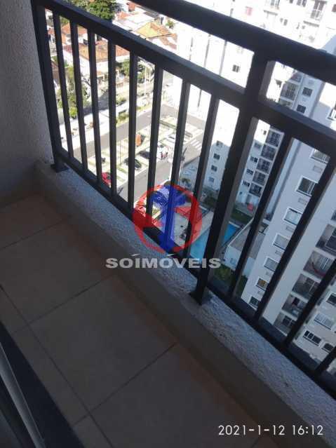 VARANDA - Apartamento 2 quartos à venda Engenho Novo, Rio de Janeiro - R$ 205.000 - TJAP21453 - 16
