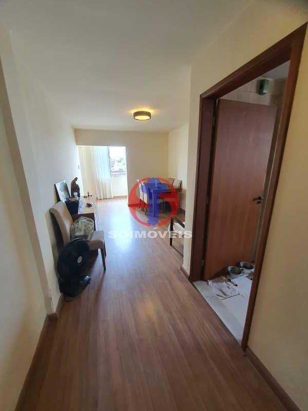 ENTRADA - Cobertura 3 quartos à venda Engenho Novo, Rio de Janeiro - R$ 330.000 - TJCO30054 - 1