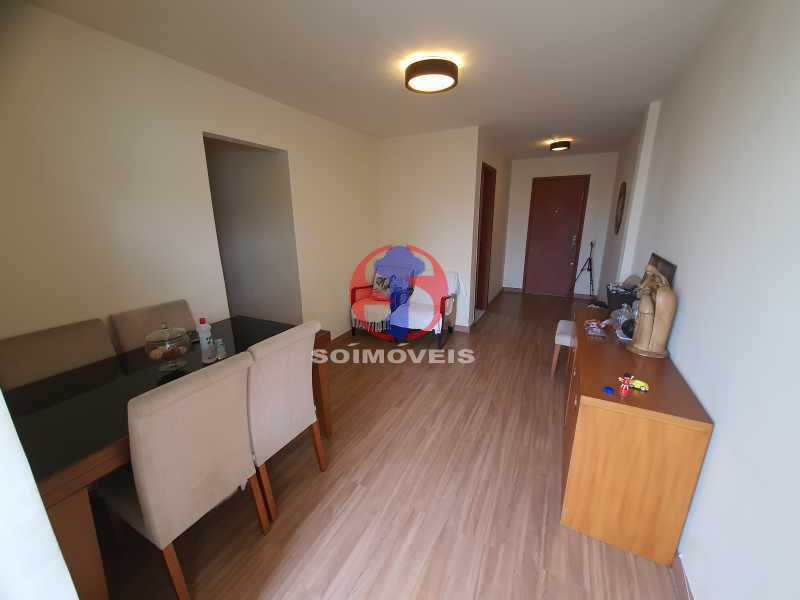 SALA DE JANTAR - Cobertura 3 quartos à venda Engenho Novo, Rio de Janeiro - R$ 330.000 - TJCO30054 - 4