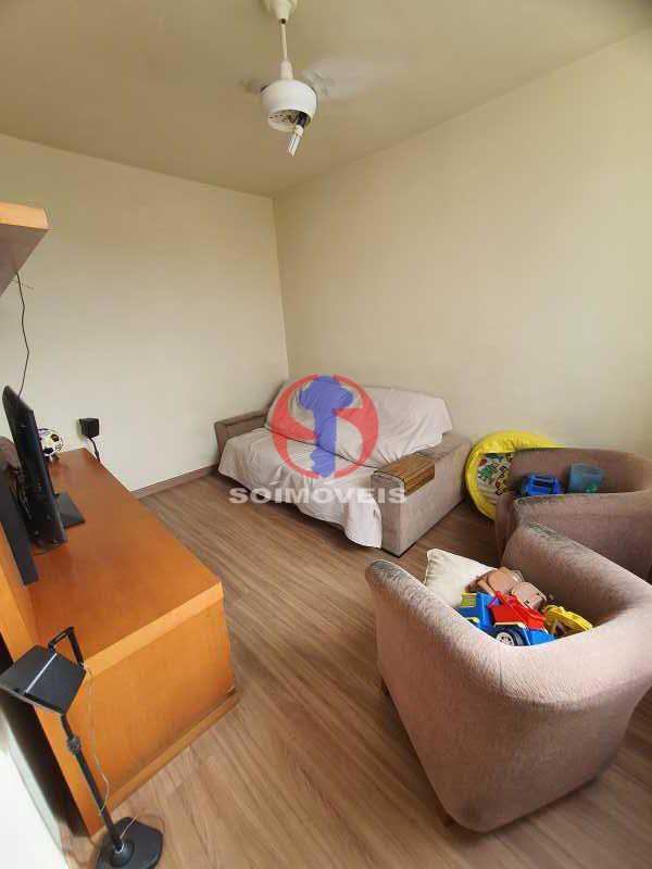SALA DE TV - Cobertura 3 quartos à venda Engenho Novo, Rio de Janeiro - R$ 330.000 - TJCO30054 - 7