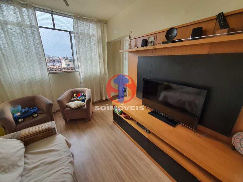 SALA DE TV - Cobertura 3 quartos à venda Engenho Novo, Rio de Janeiro - R$ 330.000 - TJCO30054 - 8
