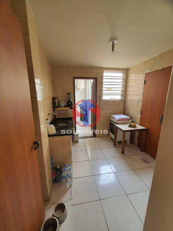 COZINHA - Cobertura 3 quartos à venda Engenho Novo, Rio de Janeiro - R$ 330.000 - TJCO30054 - 9