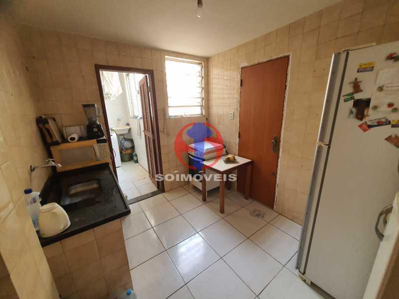 COZINHA - Cobertura 3 quartos à venda Engenho Novo, Rio de Janeiro - R$ 330.000 - TJCO30054 - 10