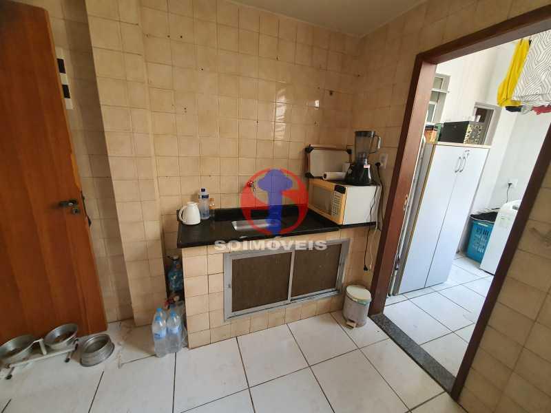 COZINHA - Cobertura 3 quartos à venda Engenho Novo, Rio de Janeiro - R$ 330.000 - TJCO30054 - 11