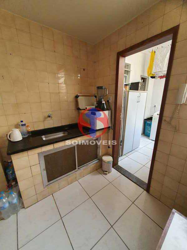 COZINHA - Cobertura 3 quartos à venda Engenho Novo, Rio de Janeiro - R$ 330.000 - TJCO30054 - 12