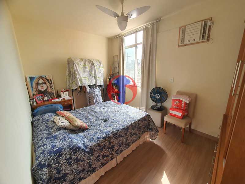 QUARTO 1 - Cobertura 3 quartos à venda Engenho Novo, Rio de Janeiro - R$ 330.000 - TJCO30054 - 16