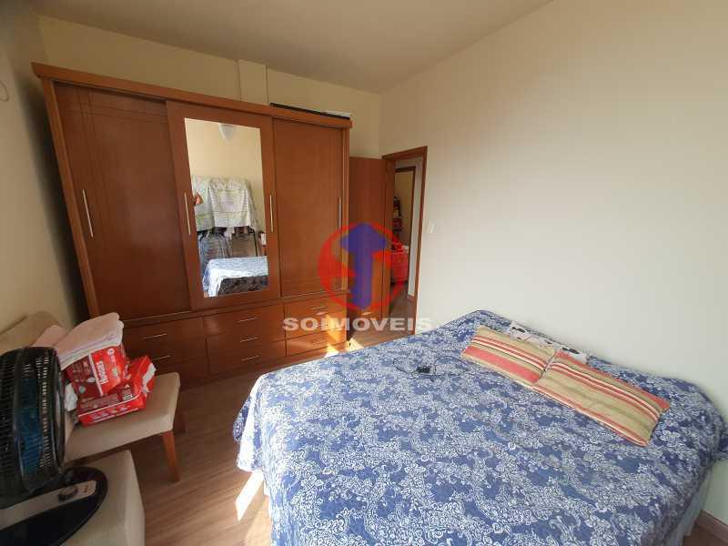 QUARTO 1 - Cobertura 3 quartos à venda Engenho Novo, Rio de Janeiro - R$ 330.000 - TJCO30054 - 18