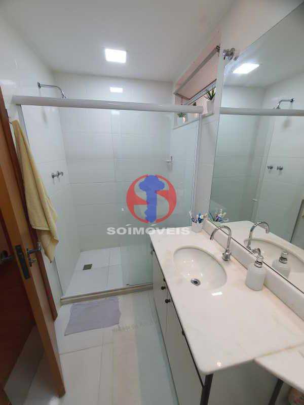 BANHEIRO SOCIAL - Cobertura 3 quartos à venda Engenho Novo, Rio de Janeiro - R$ 330.000 - TJCO30054 - 27