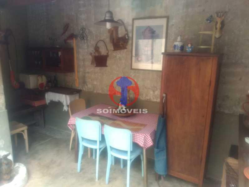 ÁREA - Apartamento com Área Privativa 4 quartos à venda Tijuca, Rio de Janeiro - R$ 1.000.000 - TJAA40001 - 25