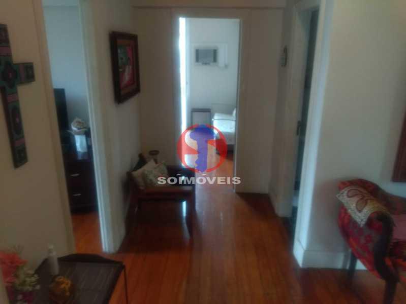 CIRCULAÇÃO - Apartamento com Área Privativa 4 quartos à venda Tijuca, Rio de Janeiro - R$ 800.000 - TJAA40002 - 8