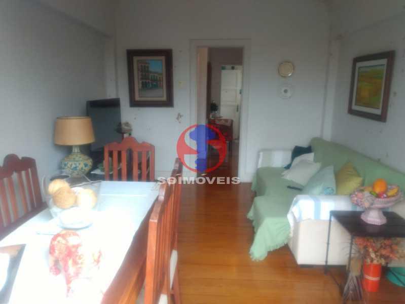 SALA - Apartamento com Área Privativa 4 quartos à venda Tijuca, Rio de Janeiro - R$ 800.000 - TJAA40002 - 3