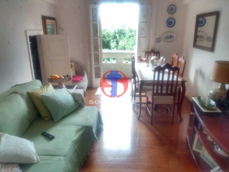 SALA - Apartamento com Área Privativa 4 quartos à venda Tijuca, Rio de Janeiro - R$ 800.000 - TJAA40002 - 1