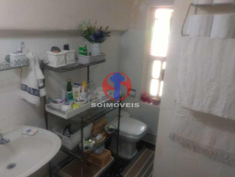 WC - Apartamento com Área Privativa 4 quartos à venda Tijuca, Rio de Janeiro - R$ 800.000 - TJAA40002 - 9