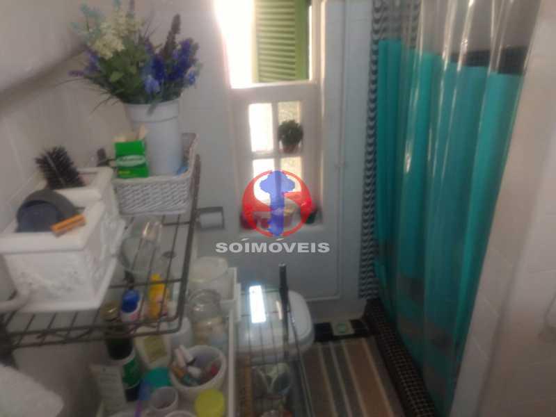 WC - Apartamento com Área Privativa 4 quartos à venda Tijuca, Rio de Janeiro - R$ 800.000 - TJAA40002 - 10