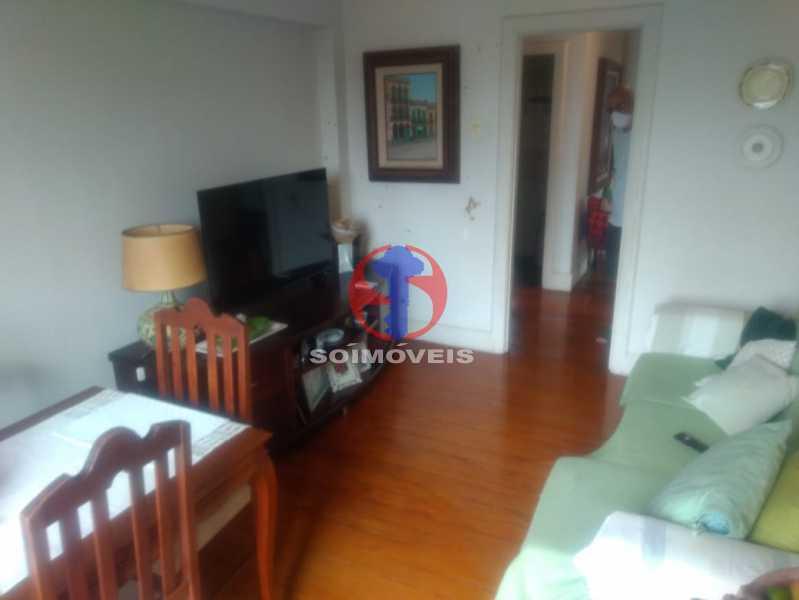 SALA - Apartamento com Área Privativa 4 quartos à venda Tijuca, Rio de Janeiro - R$ 800.000 - TJAA40002 - 4