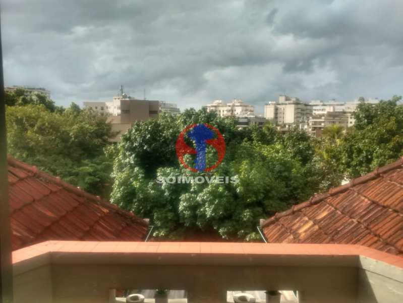 VARANDA/VISTA - Apartamento com Área Privativa 4 quartos à venda Tijuca, Rio de Janeiro - R$ 800.000 - TJAA40002 - 5