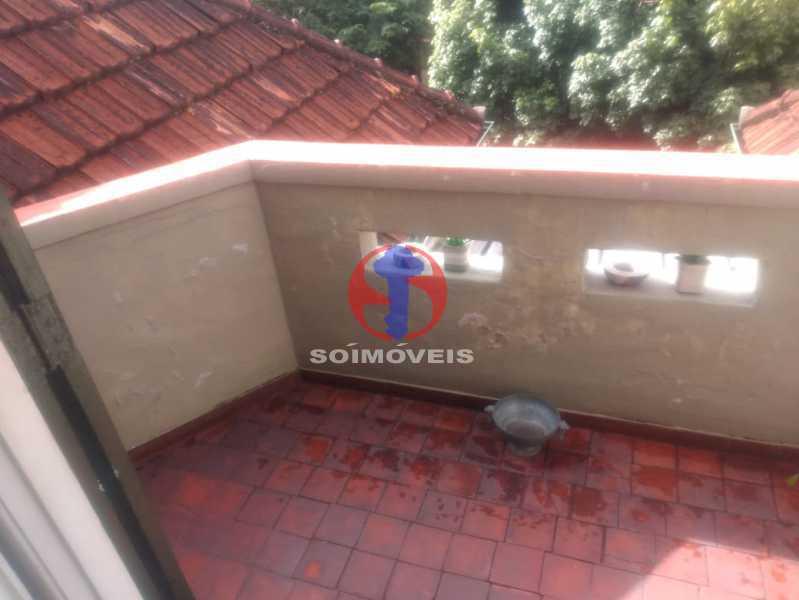 VARANDA - Apartamento com Área Privativa 4 quartos à venda Tijuca, Rio de Janeiro - R$ 800.000 - TJAA40002 - 14