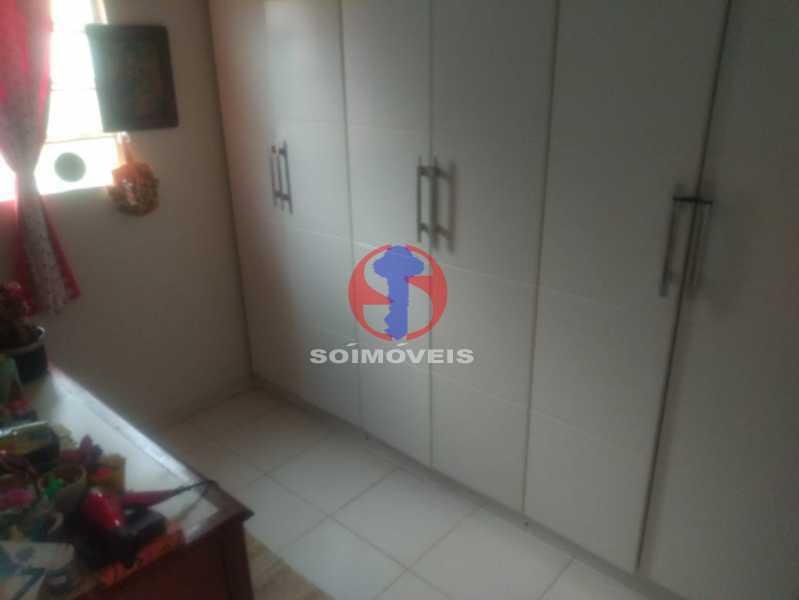 CLOSET - Apartamento com Área Privativa 4 quartos à venda Tijuca, Rio de Janeiro - R$ 800.000 - TJAA40002 - 13