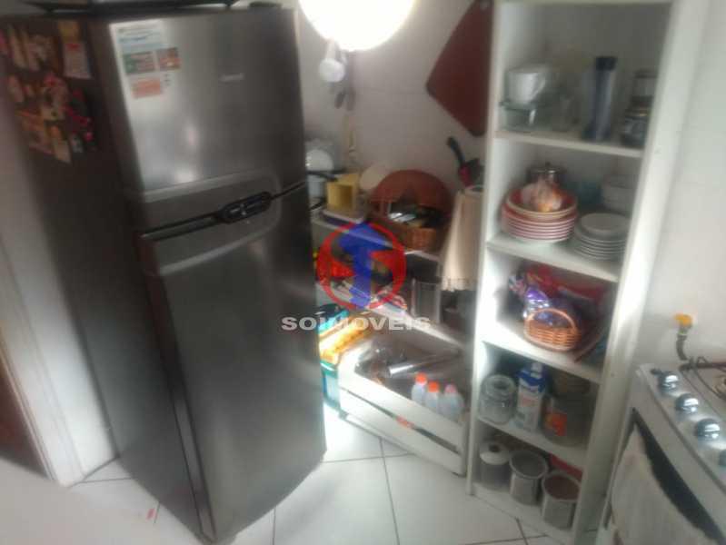 COZINHA - Apartamento com Área Privativa 4 quartos à venda Tijuca, Rio de Janeiro - R$ 800.000 - TJAA40002 - 18