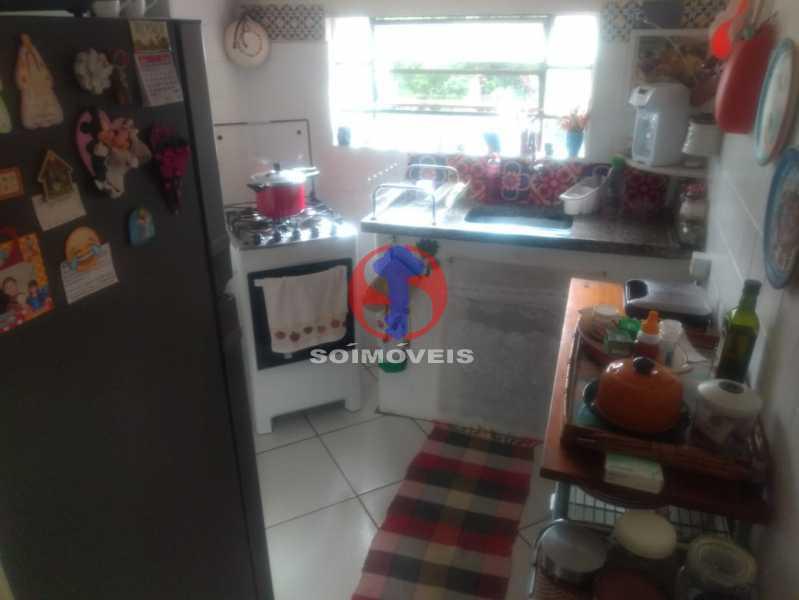 COZINHA - Apartamento com Área Privativa 4 quartos à venda Tijuca, Rio de Janeiro - R$ 800.000 - TJAA40002 - 19